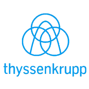 Thyssenkrupp ලාංඡනය